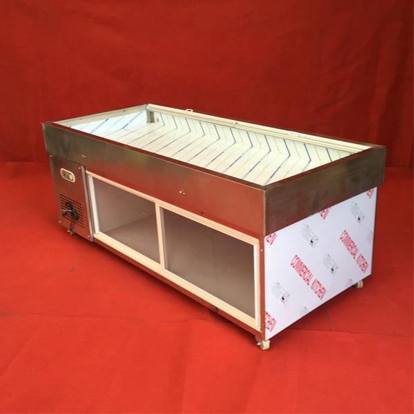 超市冰鲜台,不锈钢冰鲜台价格,冰台图片 - ruijiezhileng - ruijiezhileng的博客
